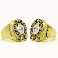 1951 Toronto Maple Leafs Stanley Cup Championship Ring