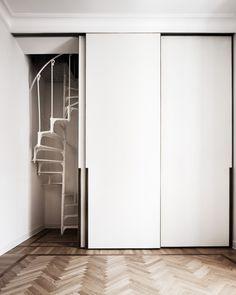 Apartment Roma | Quincoces-Dragò | Photography: Alberto Strada | Selected by La Chaise Bleue (lachaisebleue.com)