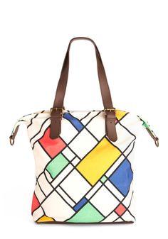 Mondrian Bag :)