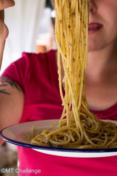 Spaghetti with Sardine & lovely onions