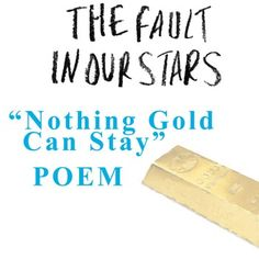 Fault in our stars meaning