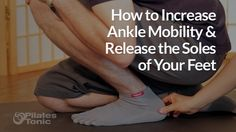 This exercise targets the soft tissue that runs from behind your knee all the way through the bottom of your foot; specifically your soleus muscle, achilles tendon and plantar fascia. These three structures are connected…