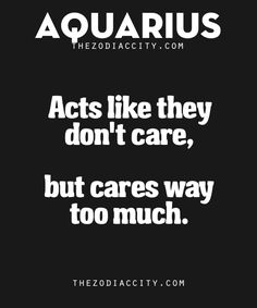 Zodiac Aquarius Facts | See more facts about your zodiac sign here.