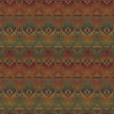 Fabric inspiration, Trading Post- Ralph Lauren.