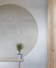 Remodeling 101: Modern Plaster Walls Six Ways