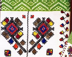 FolkCostume&Embroidery: Embroidery of Zastawna county, Cherniwtsi oblast, Bukovyna, Ukraine Pattern Books, Cross Stitch Embroidery, Types Of Shirts, Ukraine, Needlework, Embroidery Designs, Diy And Crafts, Folk, Costumes