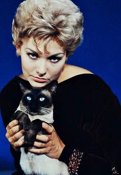 Kim Novak for Bell, Book and Candle, 1958