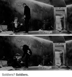 Soldiers || Season 4, Epsiode 3, TFP #Sherlock