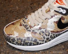 Nike Air Max 1 ATMOS – Animal+Camouflage Pack