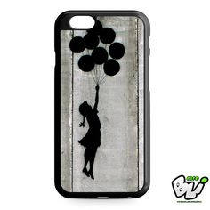 Banksy Balloon iPhone 6 Case | iPhone 6S Case