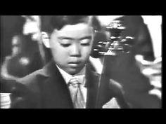 Leonard Bernstein presents 7-year-old Yo-Yo Ma's high-profile debut for President John F. Kennedy - YouTube