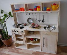 Kinderküche (Bauanleitung)