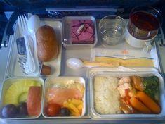 Vietnam Airline meal