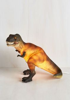 Sight for Saur Eyes Lamp in T-Rex. This plastic LED lamp is so stylish, youll be…