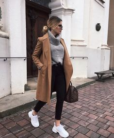 The Best Camel Coat For Winter Source by Cherlyncha fashion for teen girls Winter Outfits For Teen Girls, Casual Winter Outfits, Winter Fashion Outfits, Look Fashion, Autumn Fashion, Cozy Outfits, Fashion Coat, Curvy Fashion, Winter Outfits Women 20s