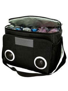 MP3 Speaker Cooler Bag (Available in a pack of 1)