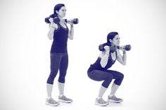 Squat With Proper Technique