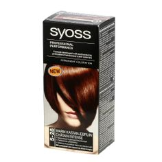 Syoss Hair Color Cream 5-28 Warm Kastanjebruin - http://www.transfashions.com/en/beauty-health/hair-care/hair-colors/syoss/syoss-hair-color-cream-5-28-warm-kastanjebruin.html Syoss Hair Color Cream 5-28 Warm Kastanjebruin #haircolor gives a perfect natural deep-black color full of shine. SYOSS The high quality formula seals the professional...