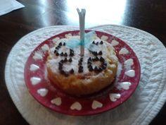 Today it's Ciccio 's 1st birthday(the last CICCIO of Memi).
