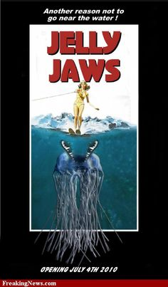 """Funny Jaws cover """"Jelly Jaws"""""""