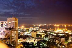 Kinshasa (Brazzaville across the River).