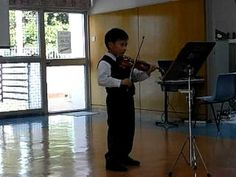 Violin Lalo Andante from Symphonie Espagnole—See more of this young violinist #from_chongchan22
