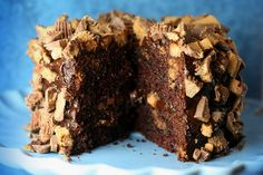Peanut Butter Cup Cake by Bakerella, via Flickr