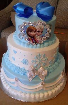 Pasteles Para Fiestas Cumpleanos De Frozen 5 Tortas