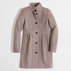 if i needed a new winter coat, this is for sure the one i would get. (j crew factory, $152) h/t @CapitolHillStyle
