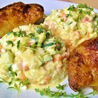 """Recept : """"Bramborový"""" salát bez brambor - z cukety   ReceptyOnLine.cz - kuchařka, recepty a inspirace"""