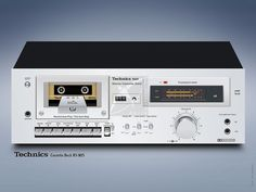 Technics Stereo Cassette Deck M15