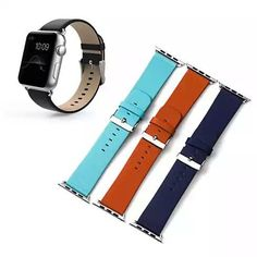 Apple Watch Optional Belt in Real Leather    #ElectronicAccessories