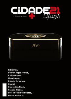Revista de Lifestyle CIDADE21 Edição Nº30