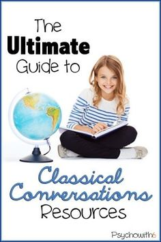 The best book lists and other resources for Cycle 1, Cycle 2, and Cycle 3 of Classical Conversations in one place.