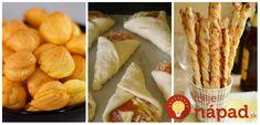 Perfektné nápady na rýchle slané pohostenie pre vaše návštevy. Mashed Potatoes, Snack Recipes, Tacos, Mexican, Treats, Chicken, Ethnic Recipes, Food, Whipped Potatoes