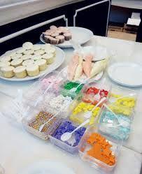 cupcake decorating station - Google Search