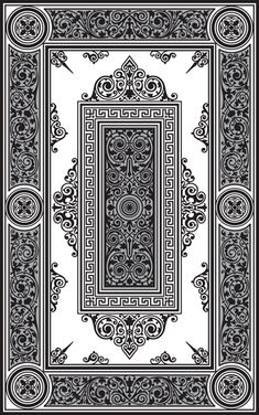 $111- Custom patterns and stencils for etching, faux painting, embossing, sandblasting, stenciling walls, plaster, glass, concrete and wood