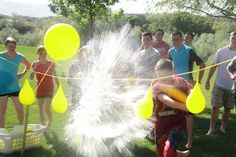 pool noodle games outdoor | If you aren't lucky enough to have a pool or have access to a pool ...