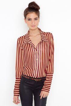 vertigo blouse