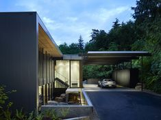 Wood Block Residence by Chadbourne + Doss Architects