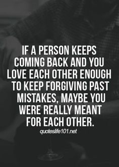 working past mistakes in relationships - Google Search