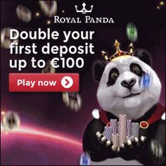 Free Spins Casino: Royal Panda Casino – 10 free spins no deposit(excl...