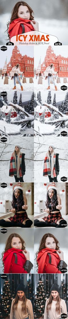 Icy Xmas Photoshop Actions And ACR Presets This set includes----- We are pleased to offer these completely professional Christmas Lightroom Presets for you to add to your collection during the holiday period. These color filter has been designed for use at Christmas and will work for portrait photos shot indoors and outdoors,  also, this Xmas Color Grading pack is perfect in taking gift opening, Christmas trees, presents and family images and other candid photos were taken at this time of… Best Photoshop Actions, Presentation Folder, Family Images, Color Grading, Color Filter, Instagram Influencer, Outdoor Photography, Portrait Photo, Kids Decor