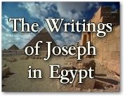 The Writings of Joseph in Egypt Joseph In Egypt, Writings, Ruler, Israel, Things To Do, Brother, Blessed, Forget, King