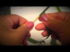 ▶ How to make Hershey's Kisses into a Flower (Rose Buds) - YouTube