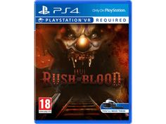 on aime PLAYSTATION GAMES Until Dawn: Rush of Blood VR FR/NL PS4 chez Media Markt