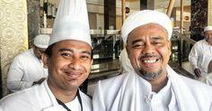 WNI Koki Saudi Takjub Dengan Habib Rizieq, ini kata nya