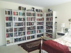 Sasha Alsberg (abookutopia) has great bookshelves.