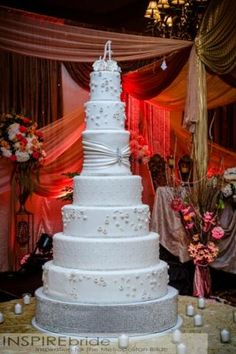Sweet Creations makes another magnificent cake from Detroit!