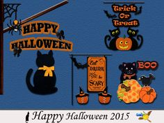 The Sims Resource: Happy Halloween 2015 by evi • Sims 4 Downloads